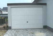 Doppelgarage pultdach  VARIO FLEX GARAGE - Fertiggaragen mit Pultdach